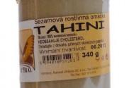 Tahini - Sézamová pasta