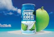 Pure Coco - 100% kokosová voda