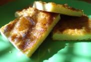 Toskánska cícerová placka (Čečína)