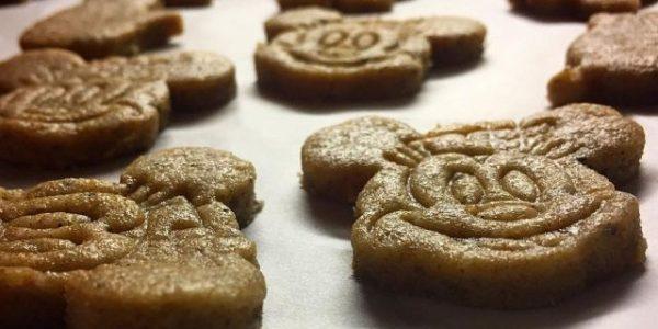 Perníčky Mickey mouse
