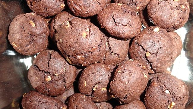 Čokoládové koláčiky