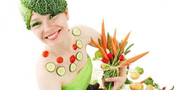 zeleninová víla