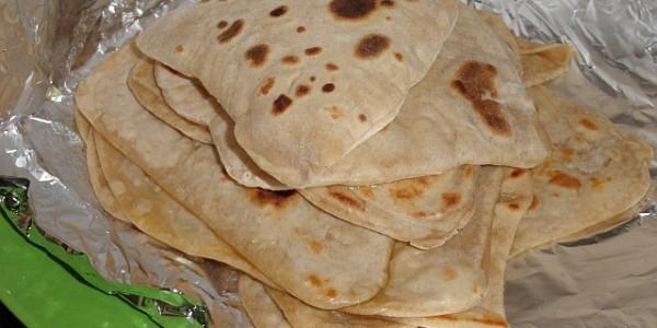 Indický chlieb (Čapatí)