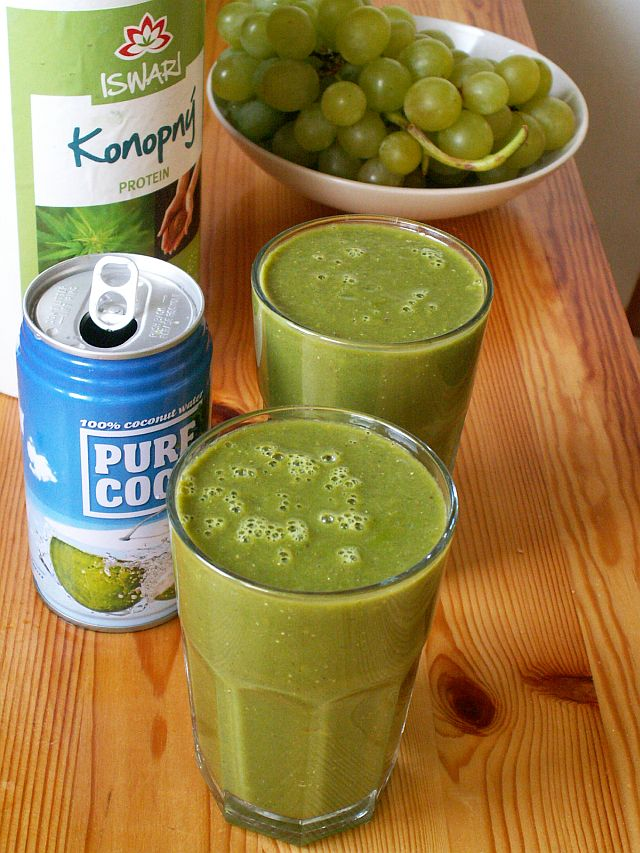 Green Matcha supersmoothie