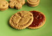 Zdravé celozrnné sušienky