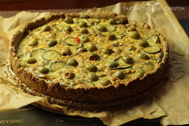 Quiche - slaný koláč